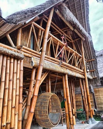 Toraja Bambu - Tropical Villa