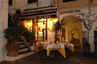Ristorante La Taverna del Duca - Amalfi
