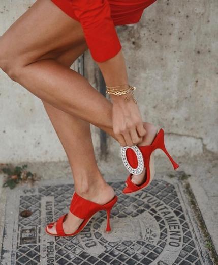 Zapatos Mules Fibiona