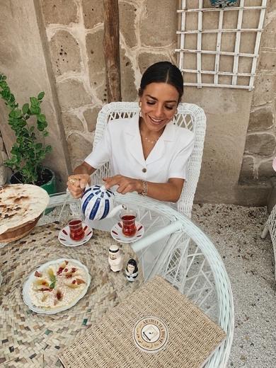 Arabian Tea House Restaurant and Café