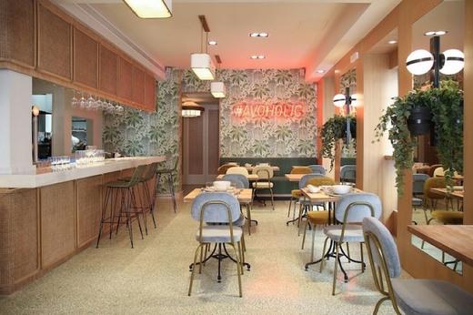 Avohaus   Restaurante de aguacate en Madrid   Madrid