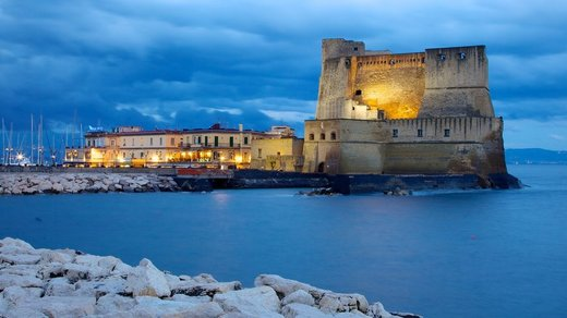 Castell Dell Ovo
