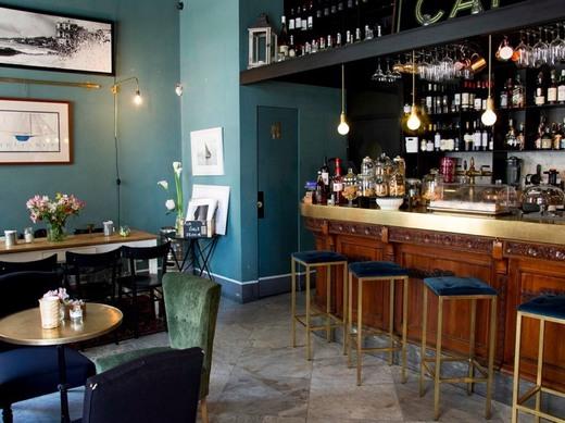 American Bar & Restaurant - Harry's Bar Roma