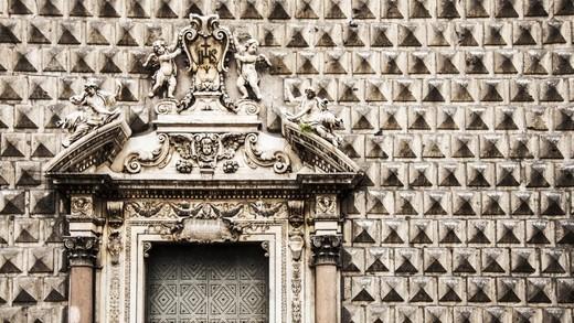 Chiesa del Gesù Nuovo Napoli - chiesa barocca Napoli turistica