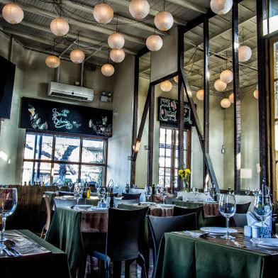 Bohemia Restaurante