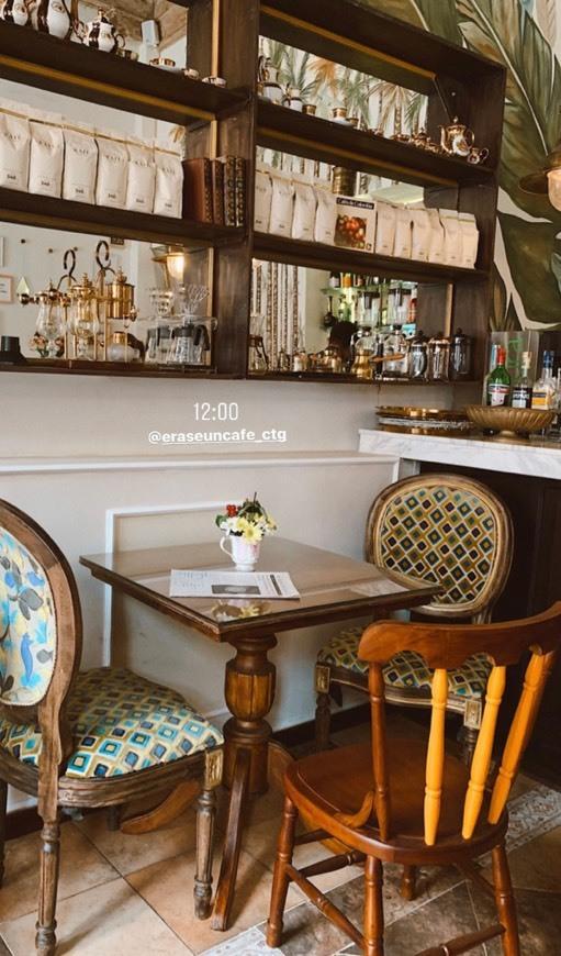 Érase un Café Cartagena