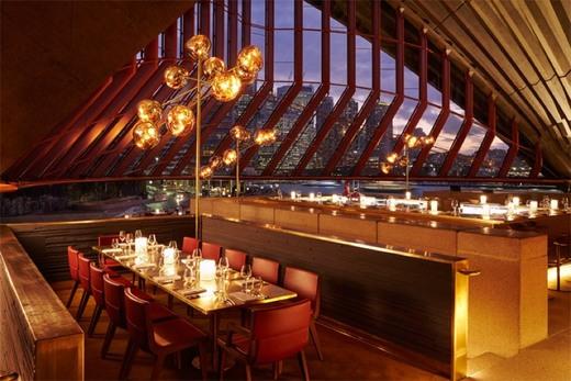 Bennelong Restaurant - Sydney Opera House