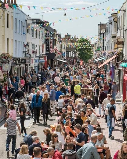 The Brighton Lanes - VisitBrighton.com