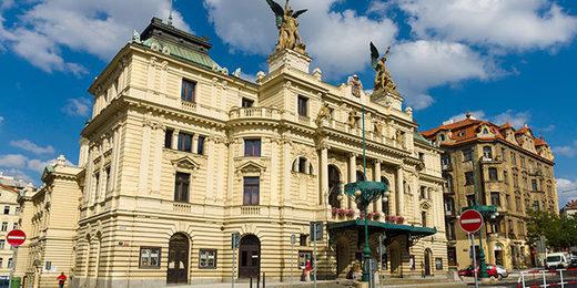 Divadlo na Vinohradech - El Palacio de La Opera