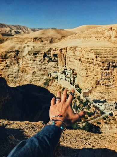 Wadi Kelt