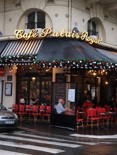 Cafe Palais Royal