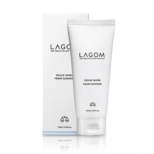 Lagom Cellup Micro Foam Cleanser 150ml   StyleKorean.com