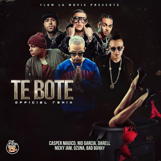 Te Boté - Remix