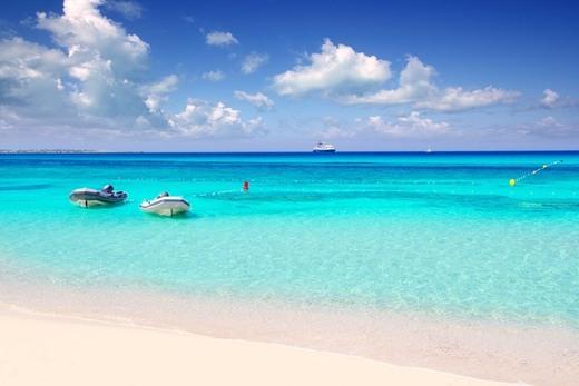 Playa de Llevant (Formentera)