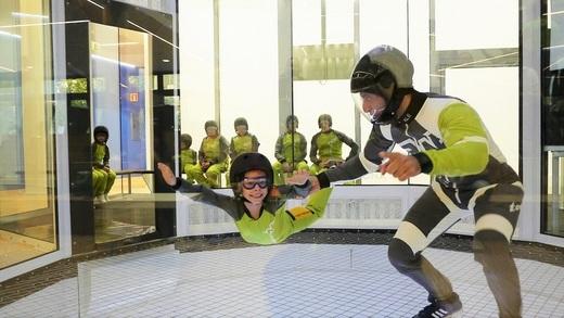 Tunel de Viento en Madrid   WINDOBONA Indoor Skydiving