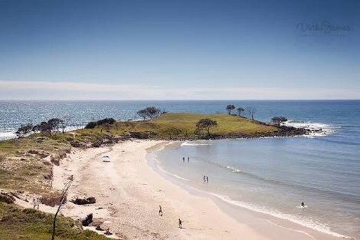 Angourie Bay