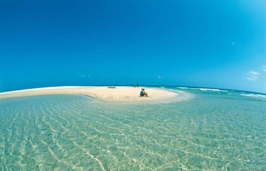 Playa de Sotavento (Playa de Jandia)