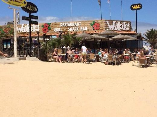 Waikiki Beach Club, Corralejo - Restaurant Reviews, Phone ...
