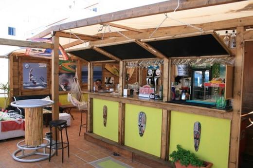 Banana Lounge Bar, Corralejo