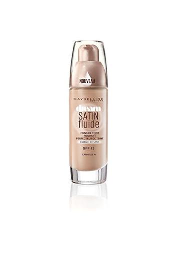 Maybelline Dream Satin Liquid 40 Fawn Frasco dispensador Líquido base de maquillaje