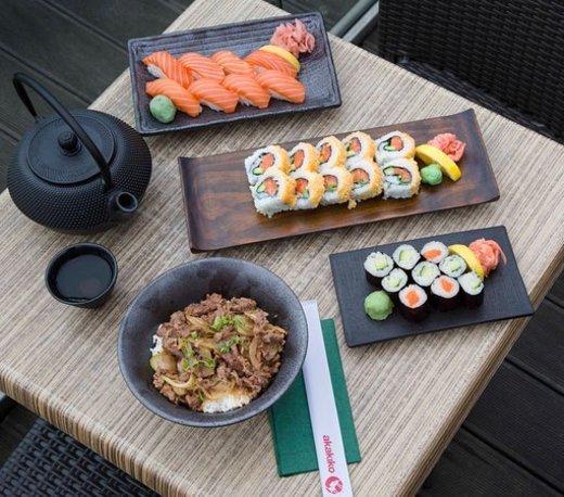 Akakiko | Sushi & Asian Fusion