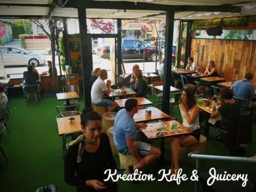 Kreation Organic Kafe & Juicery