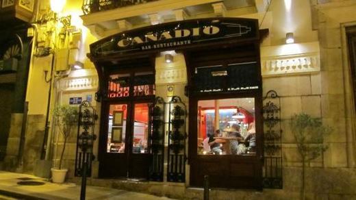 Restaurante Cañadio