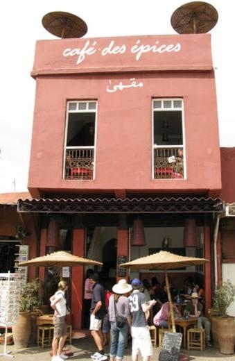 Café Des Épices