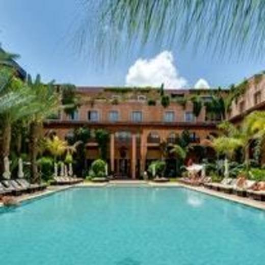 Les Jardins De La Koutoubia Hotel Marrakesh