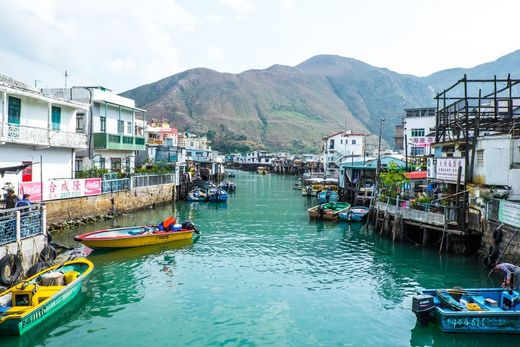 Tai O Fishing Village - Tai O