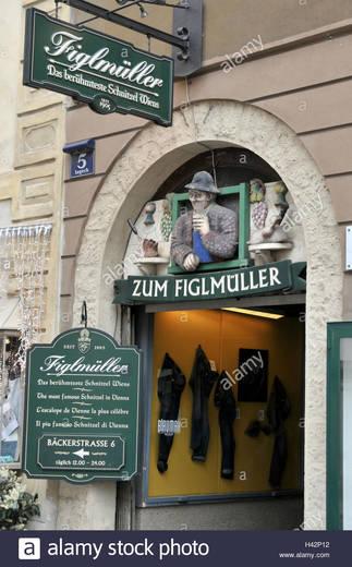 Figlmüller Bäckerstraße