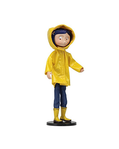Witch 7 inches Ben de Fashion Doll Kola line raincoat ver and