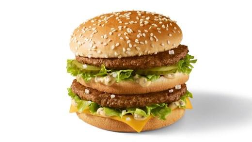 Big Mac®: 100% Beef Burger with Special Sauce | McDonald's