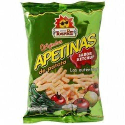 Apetinas de Patata Sabor Kepchup