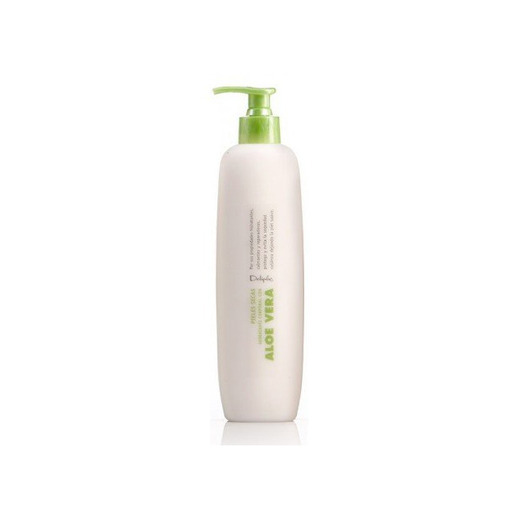 Crema hidratante Aloe Vera pieles secas