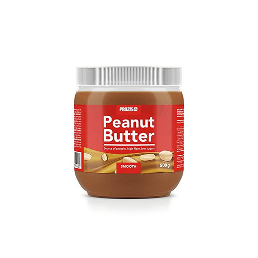 Prozis Foods Crema de Cacahuete