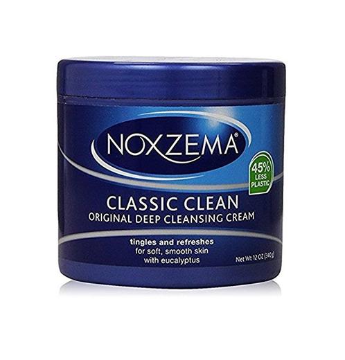 noxzema Classic Clean Original Limpieza Profunda crema 340g