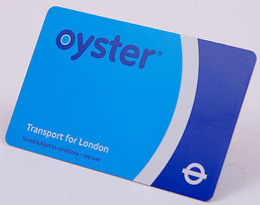 Tarjeta Oyster - La forma más barata de desplazarte por Londres
