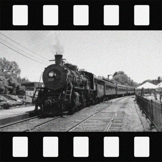 Retro película - 8mm video