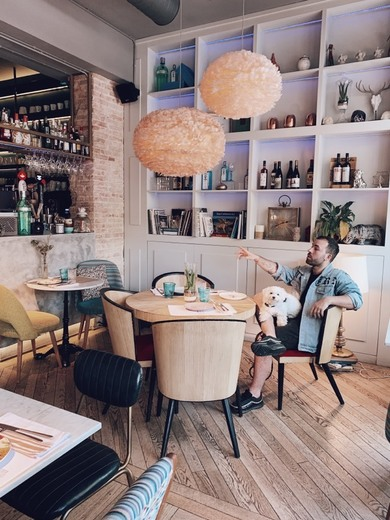 Elektra Madrid - Restaurante