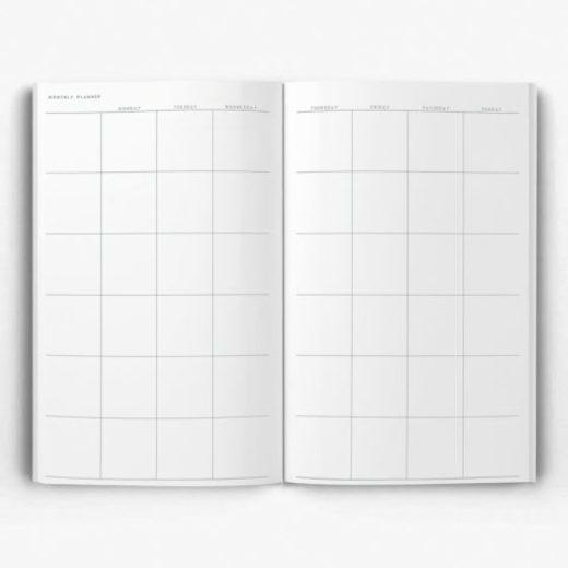 Cuadernos y planificadores – PLP Handcraft