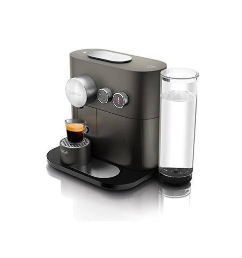Nespresso De'Longhi Expert EN350.G - Cafetera monodosis de cápsulas Nespresso