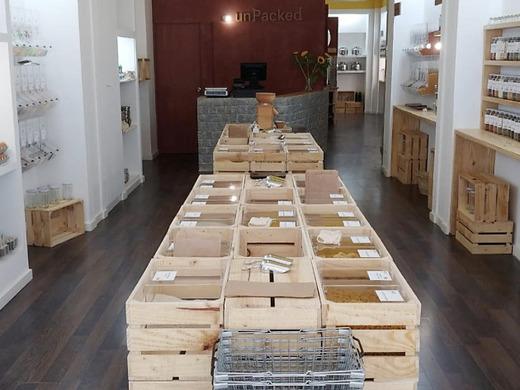 Unpacked Shop