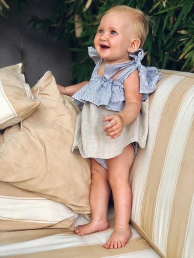 Paloma de la O   Ropa para bebés y niños