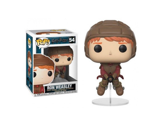 Funko Pop! - Harry Potter: Ron on Broom,