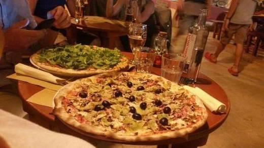 Macondo Restaurante Pizzeria