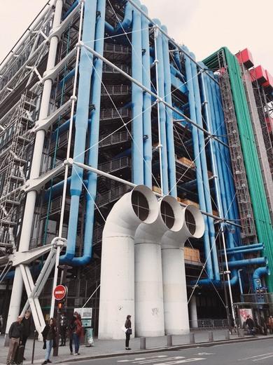 Centro Nacional de Arte y Cultura Georges Pompidou