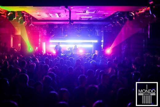 Mondo Disko   Club internacional de música electrónica
