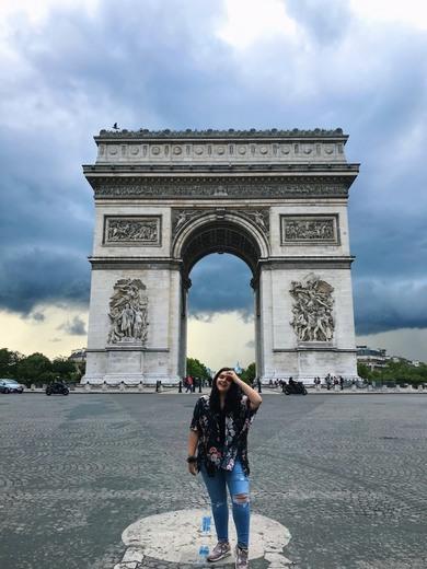 Arco de Triunfo de París