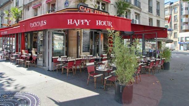 Café Pierre (Bistrot, Restaurant, Brunch Paris)